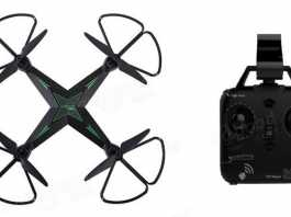 JD-10HW drone with alt-hold