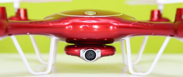 Syma X5UW quadcopter review - Camera