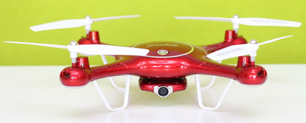 Syma X5UW quadcopter review - Introduction