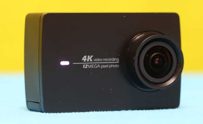 Xiaomi Yi 4K camera review