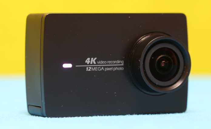 Xiaomi Yi 4K camera review