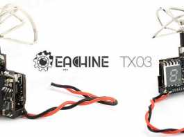 Eachine TX03 FPV camera