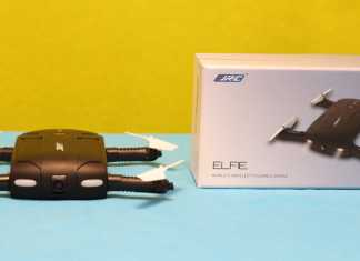 JJRC H37 Elfie review
