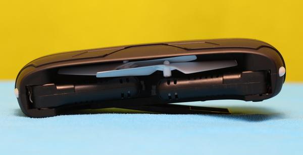 JJRC H37 Elfie review - Folded