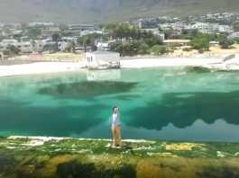 Ultimate selfie quadcopter video