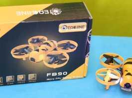Eachine FB90 quadcopter review