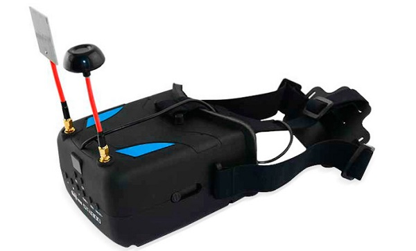 Rutforce Str800 FPV goggles highlights