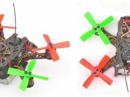 Eachine Aurora100 micro brushless quad