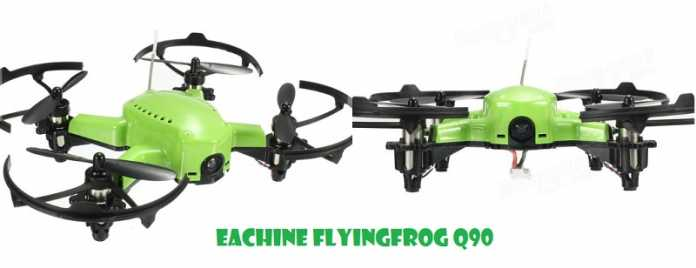 Eachine Q90 quadcopter