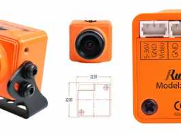 RunCam Swift Mini camera