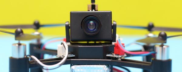 dm002 quadcopter review - Camera