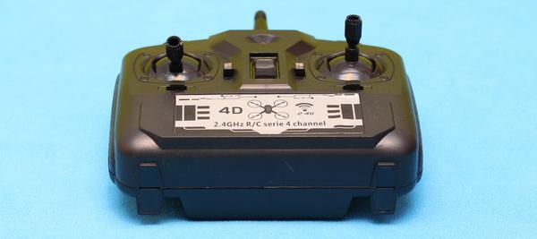 dm002 quadcopter review - Transmitter