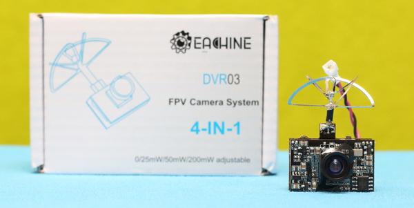 Eachine DVR03 review - Introduction.