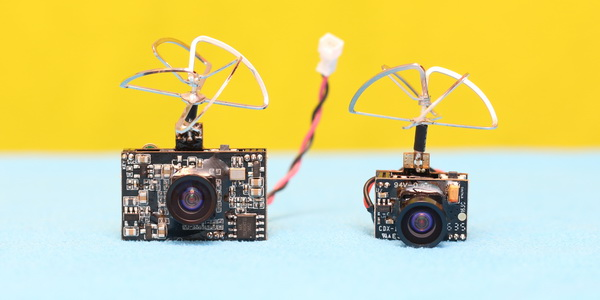 Eachine DVR03 review - Vs other Eachine mini FPV cams