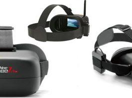 Eachine VR-007 Pro 5.8G FPV glasses