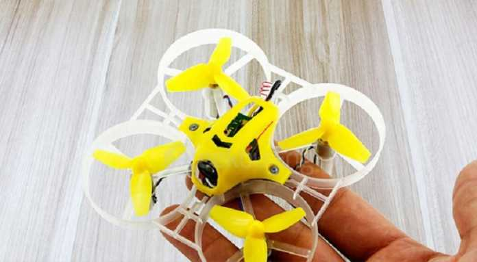 KINGKONG Tiny 7 fpv drone