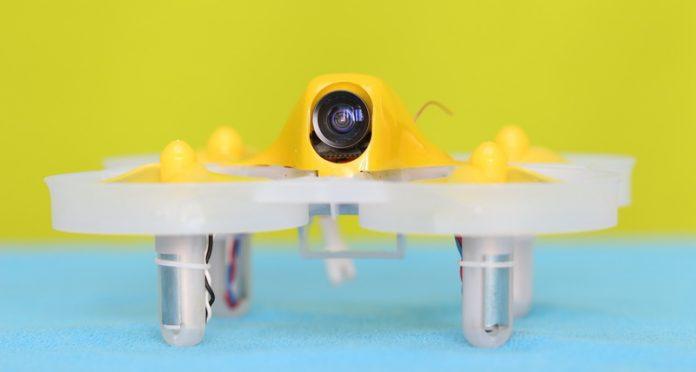 KingKong TiNY7 drone review