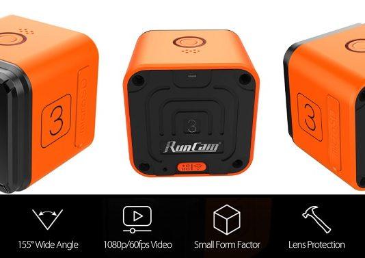 RunCam 3 camera review