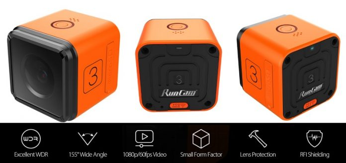 RunCam 3 camera review