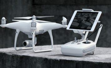 DJI Phantom 4 Advanced drone