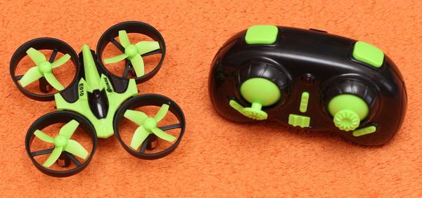 Eachine E010 Mini drone quadcopter