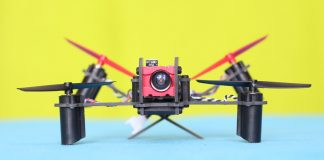 Eachine V-Tail QX110 quadcopter review