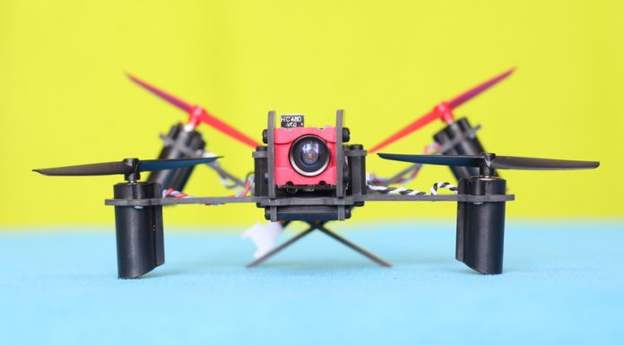 Eachine V-Tail QX110 quadcopter review