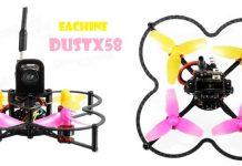 Eachine Dust X58 quadcopter