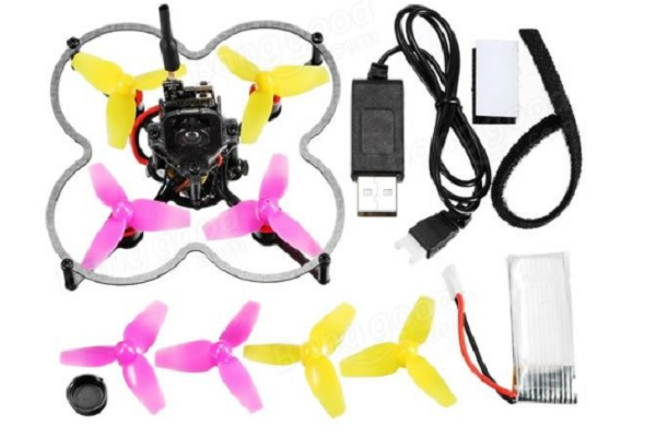 Eachine Dust X58 package content