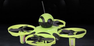 Ideafly Octopus F90 mini FPV drone