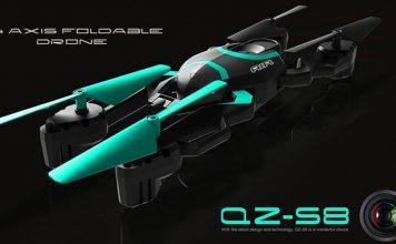 QZ S8 Pro Drone