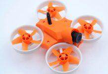 Warlark PRO FPV mini quad