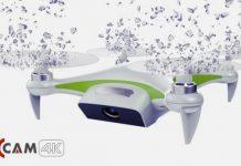 α cam selfie quadcopter