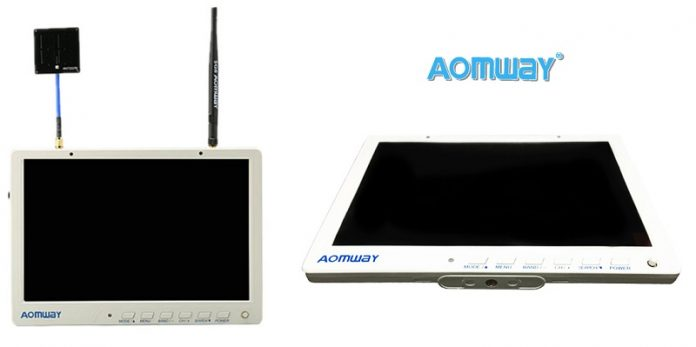 Aomway HD588 fpv display