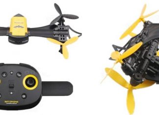 Cheerson CX70 Bat quadcopter drone