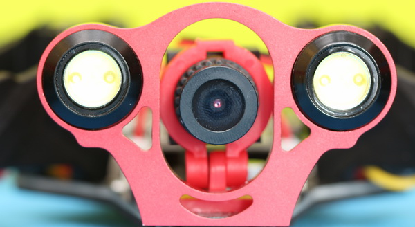 Eachine Racer 250 Pro review - 1000TVL Camera