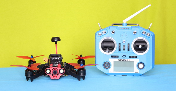 Eachine Racer 250 Pro review - Final words
