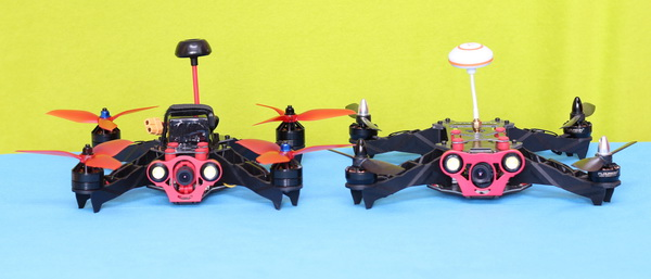 Eachine Racer 250 Pro drone review - Vs Floureon Racer 250
