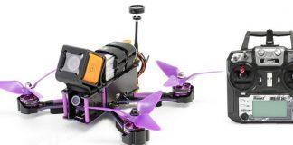 Eachine Wizard X220S quadcopter