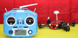 FrSky Taranis Q X7 review