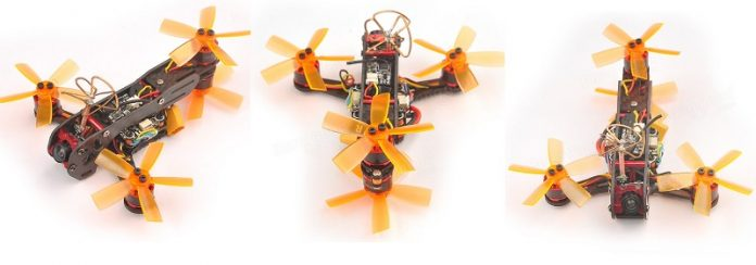 Realacc Scops 100 FPV drone quadcopter