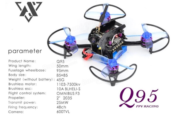 Awesome q95 specs