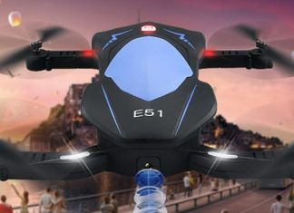 Eachine E51 quadcopter