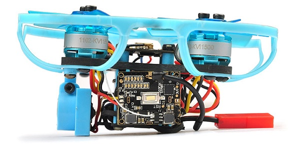 Eachine Revenger 55 side view