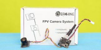 Eachine TX01S VTX camera review