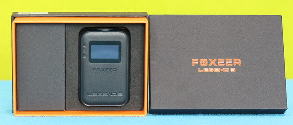 Foxeer Legend 3 review - Inside the box