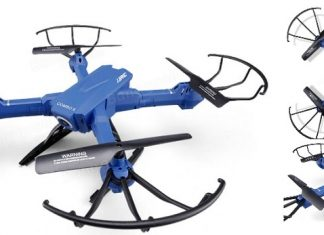 JJRC H38WH drone