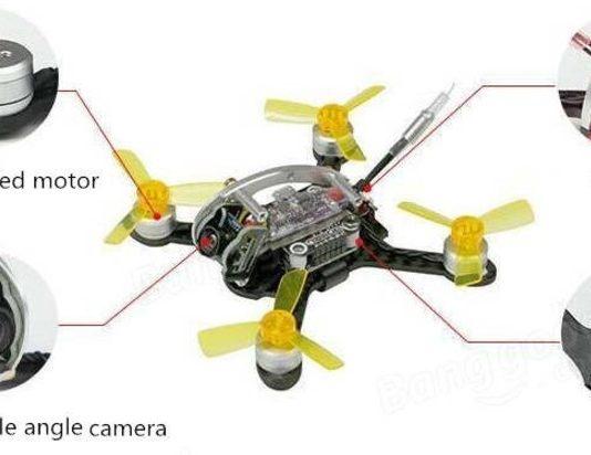 KingKong FlyEgg drone