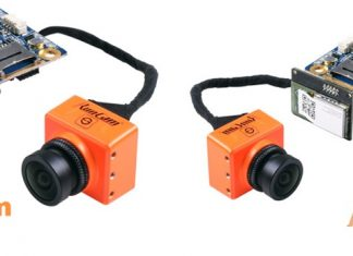 RunCam Split camera
