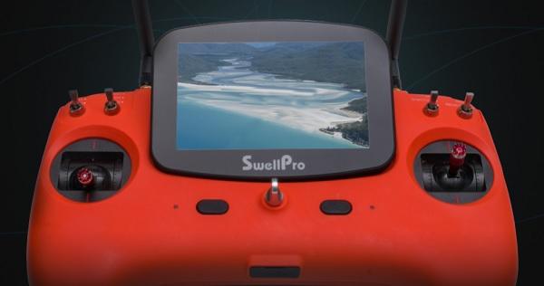 SwellPro Splash Drone 3 remote controller